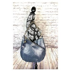 Gianni Bini Patent Leather Shoulder Bag